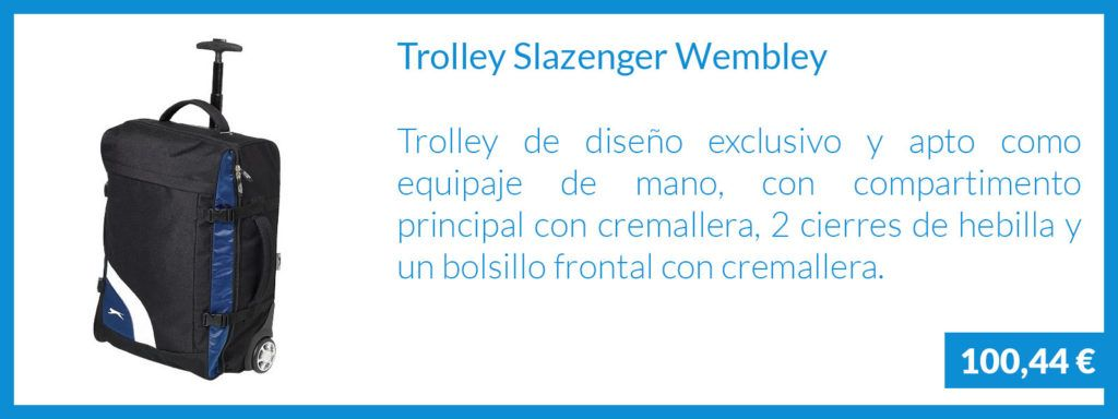 Trolley Wembley