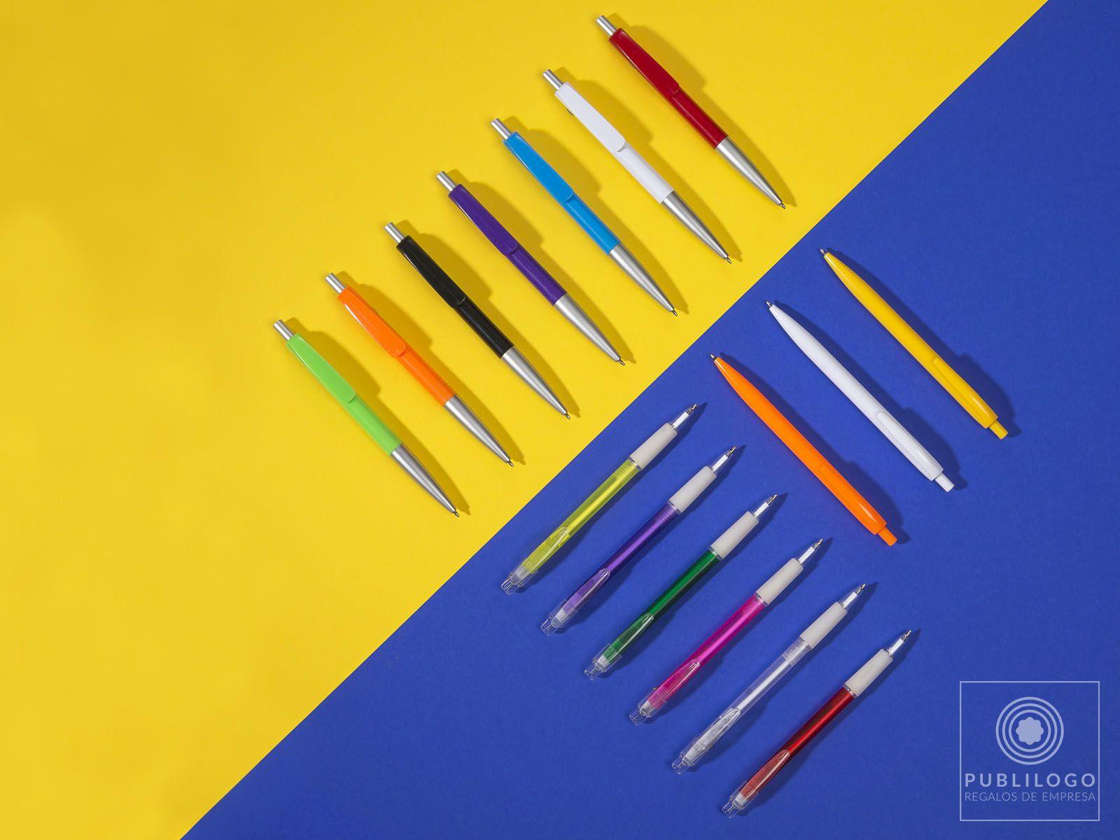 Nueva colección de bolígrafos 2017